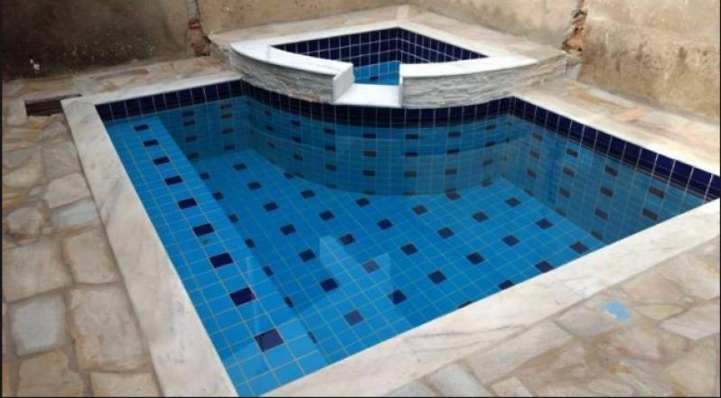 Construção de Piscina para Residência Aricanduva - Construção de Piscina Aquecida