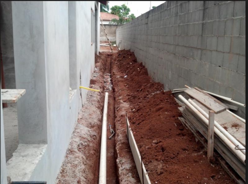 Empresa de Encanamento água Pluvial Vila Carrão - Encanamento de Esgoto