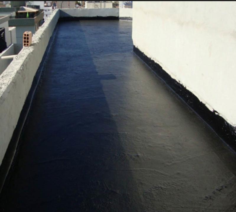 Empresa de Impermeabilização área Externa Água Chata - Impermeabilização Cobertura Plana
