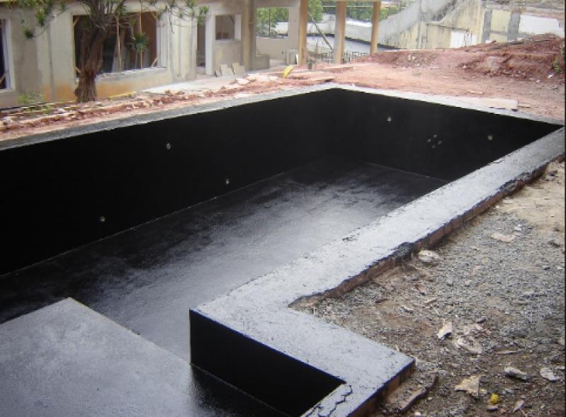 Empresa de Impermeabilização de Fundações Roosevelt (CBTU) - Impermeabilização de Terraços