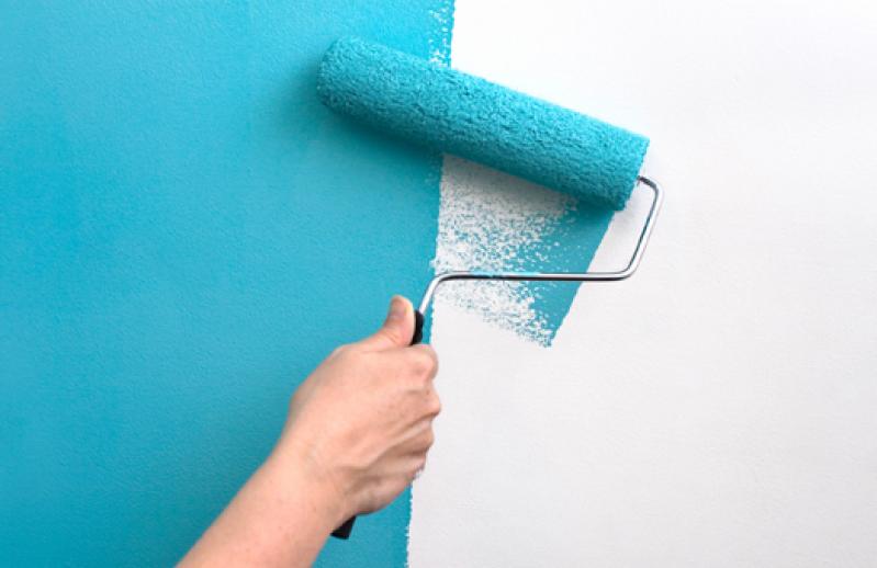 Empresa para Pintura de Parede Itaquera - Pintura de Parede Externa com Textura