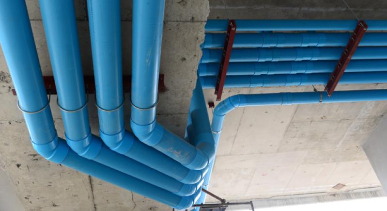 Encanamento água Pluvial Preço Brás - Encanamento de Chuveiro