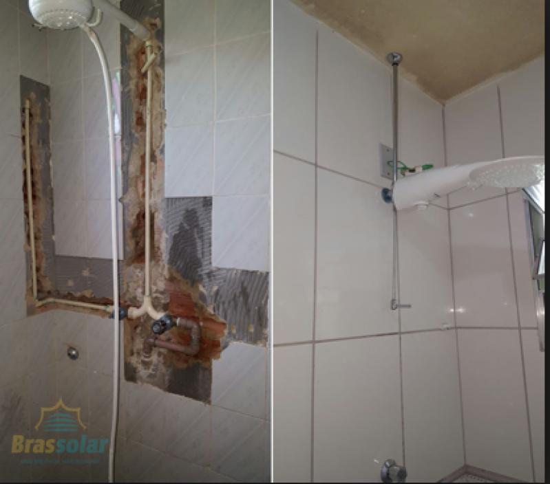 Encanamento de Banheiro Preço Lauzane Paulista - Encanamento de Esgoto