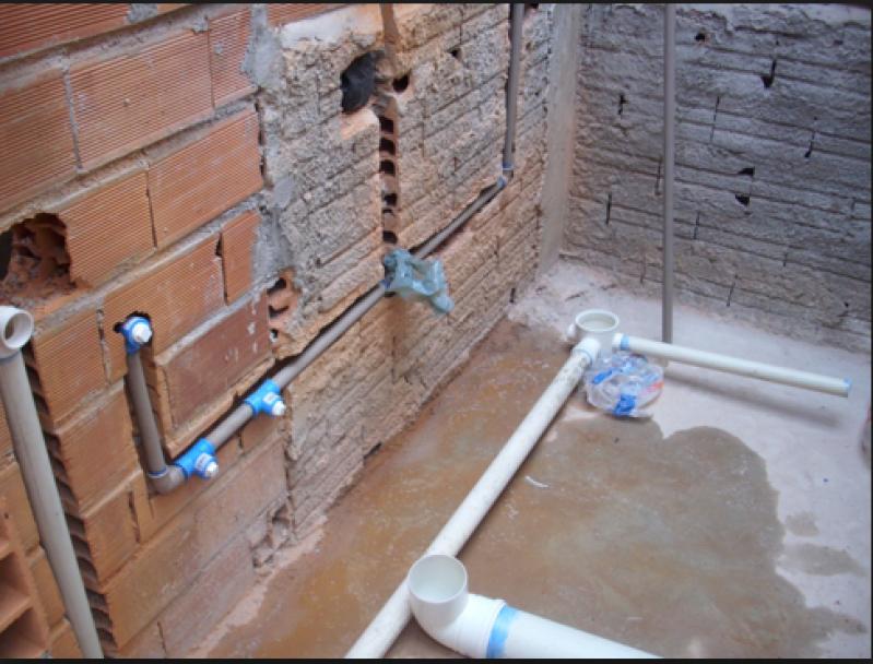 Encanamento de Cozinha Valor Trianon Masp - Encanamento água Quente