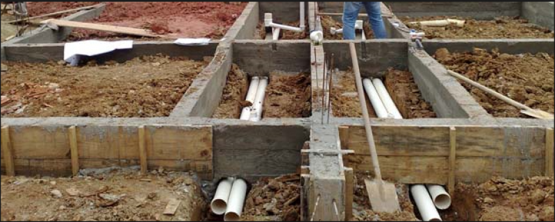 Encanamento de Esgoto Preço Brasilândia - Encanamento água Pluvial