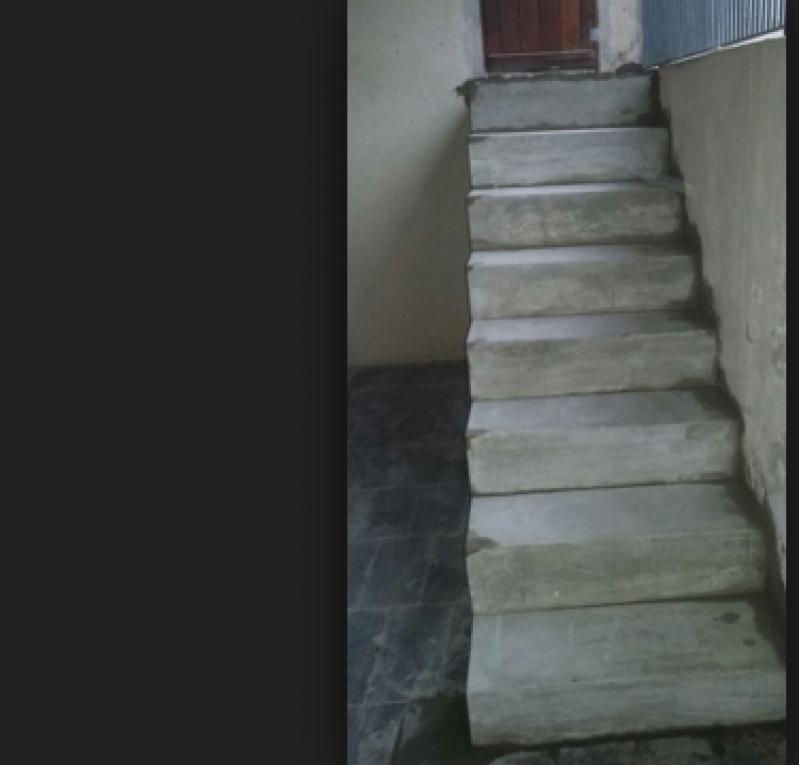 Escada de Alvenaria Aclimação - Escada Grande