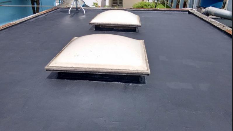 Impermeabilização de Telhados Jardim Guarapiranga - Impermeabilização de Telhados