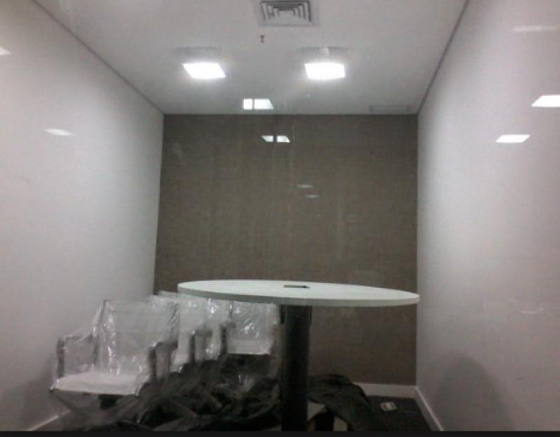 Instalação de Luminária de Embutir Centro de São Paulo - Instalação Luminária Teto