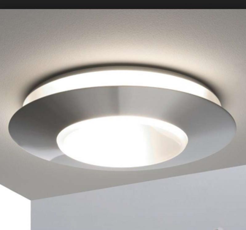Instalação de Luminária de Sobrepor Glicério - Instalação de Luminária Led