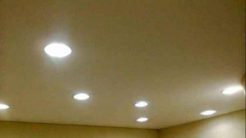 Instalação de Luminária Gopoúva - Instalação de Luminárias em Gesso