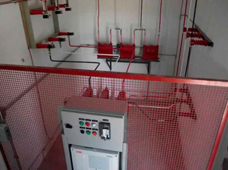 Instalação Elétrica Baixa Média e Alta Tensão Preço Vila Dalila - Instalação Elétrica de Casas