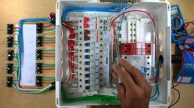 Instalação Elétrica Tipo C Preço Água Azul - Instalação Elétrica Domiciliar