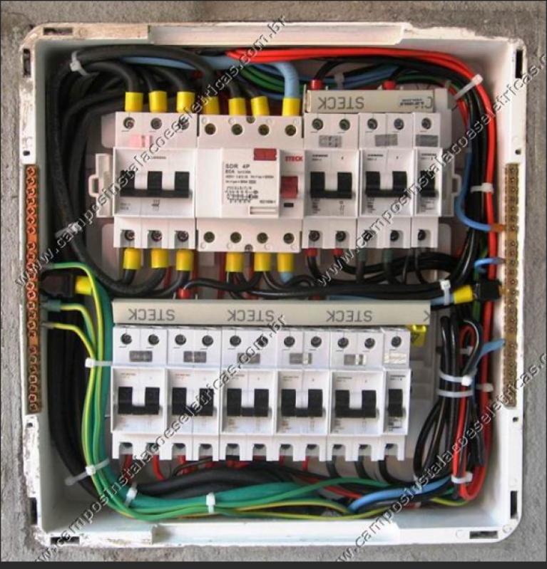 Instalação Elétrica Vila Matilde - Instalação Elétrica Residencial