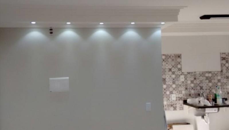 Instalação Luminária em Apartamento Santana - Instalação Luminária Teto