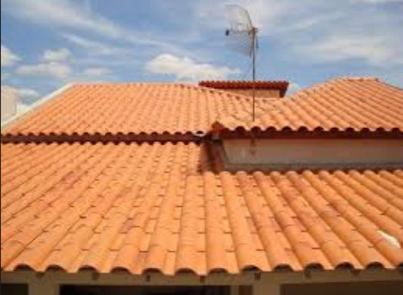 Orçamento de Telhado Colonial Gopoúva - Telhado Residencial