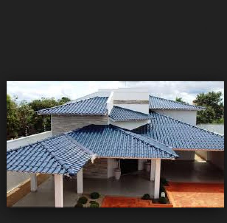 Orçamento de Telhado para área Externa Vila Endres - Telhado para Garagem