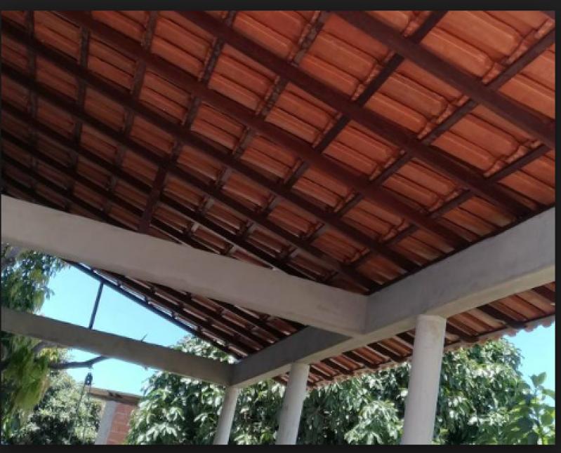 Orçamento de Telhado para área Gourmet Vila Maria - Telhado para área Externa