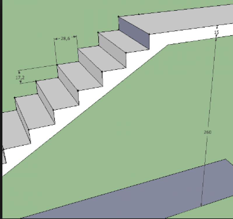 Orçamento para Escada Entrada Residencial Itaquera - Escada Exterior