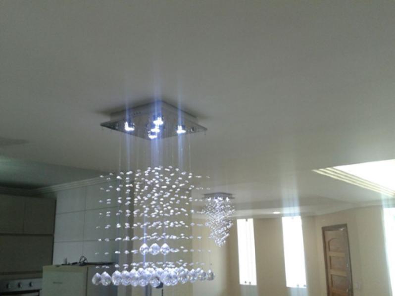 Orçamento para Instalação Luminária em Apartamento Parque do Chaves - Instalação de Luminária