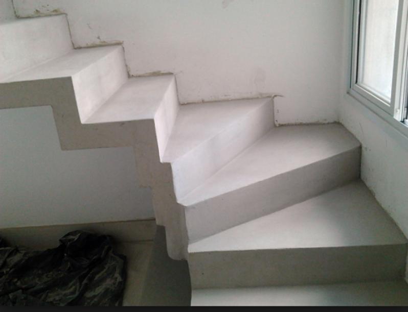 Orçar Escada de Alvenaria Freguesia do Ó - Escada Entrada Residencial Externa