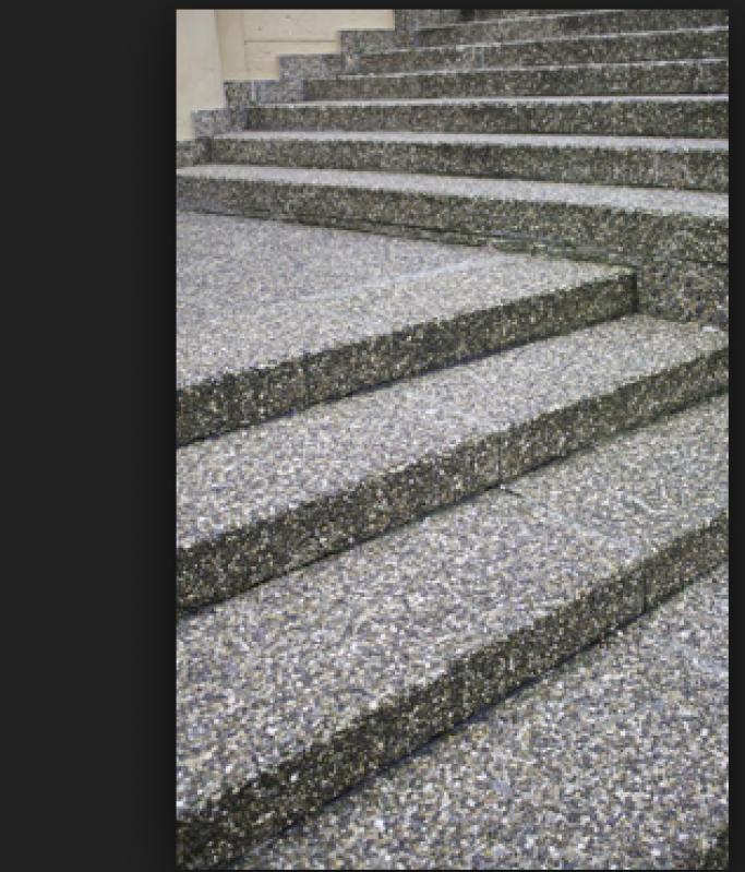 Orçar Escada de Pedra Limão - Escada de Pedra Mármore