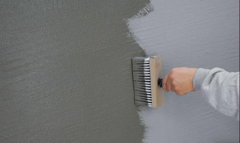 Serviço de Impermeabilização de Laje Roosevelt (CBTU) - Impermeabilização e Pintura