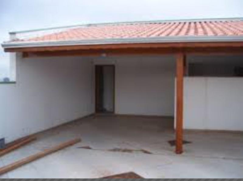 Telhado para Garagem Roosevelt (CBTU) - Telhado para área de Serviço