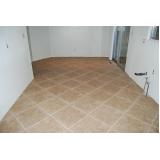 colocação de piso na diagonal Mandaqui