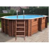 construção de piscina elevada Bixiga