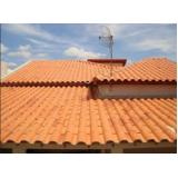 construção de telhado italiano Aclimação