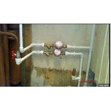 empresa de encanamento água quente e fria Vila Ristori