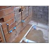 empresa de encanamento de chuveiro Higienópolis