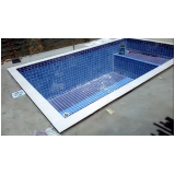 empresa para construção de piscina simples Anália Franco