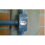 empresa para instalação elétrica residencial Santa Efigênia