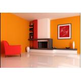empresa para pintura de parede interior Caieras