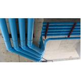 encanamento água pluvial preço Vila Mazzei