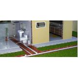 encanamento água pluvial valor Centro