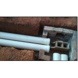 encanamento água pluvial Jardim Maria Helena