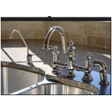 encanamento água quente e fria valor Jardim Aracília