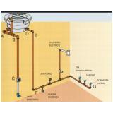 encanamento de banheiro Bom Clima
