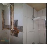 encanamento de chuveiro valor Vila Augusta