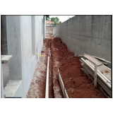 encanamento água pluvial