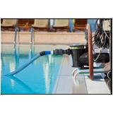 encanamento de piscina