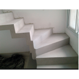 escada edifício residencial Vila Barros