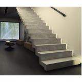 escada grande Vila dos Telles