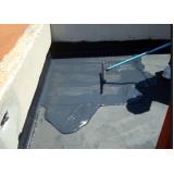 impermeabilização área externa Brás