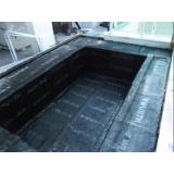 impermeabilização de piscina Cantareira