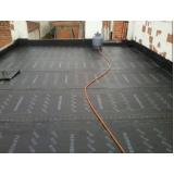 impermeabilização de terraços Pompéia