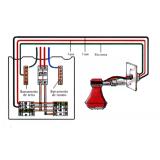 instalação elétrica baixa média e alta tensão Pompéia