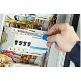 instalação elétrica de casas preço Bixiga